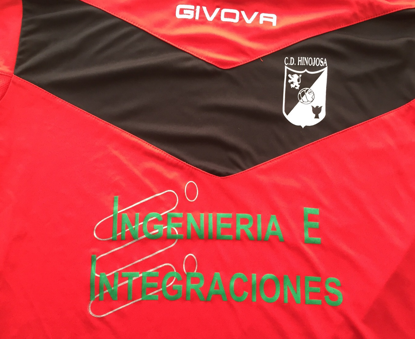 Camiseta CD. Hinojosa
